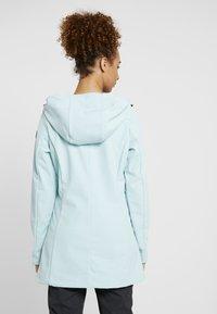 8848 Altitude - ZOE - Soft shell jacket - mint - 2