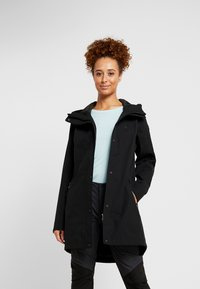 8848 Altitude - SCARLETT - Outdoorjas - black - 0