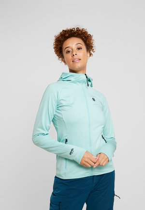 PEACH  - Fleece jacket - mint