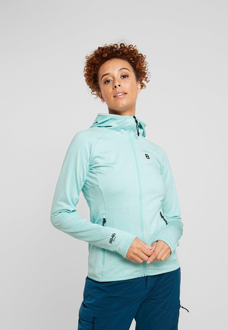 8848 Altitude - PEACH  - Fleece jacket - mint