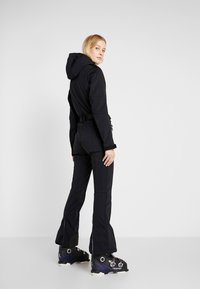 8848 Altitude - CAT SKI SUIT - Täckbyxor - black - 2