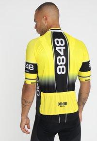 8848 Altitude - GURTEN BIKE  - T-Shirt print - yellow - 2