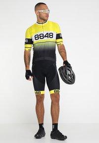 8848 Altitude - GURTEN BIKE  - T-Shirt print - yellow - 1
