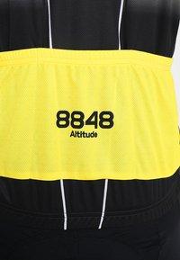 8848 Altitude - GURTEN BIKE  - T-Shirt print - yellow - 4