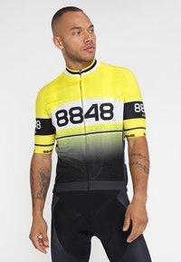 8848 Altitude - GURTEN BIKE  - T-Shirt print - yellow - 0