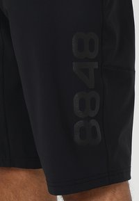 8848 Altitude - TERO SHORTS - kurze Sporthose - black - 6