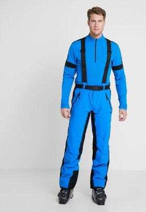 ROTHORN PANT - Täckbyxor - blue