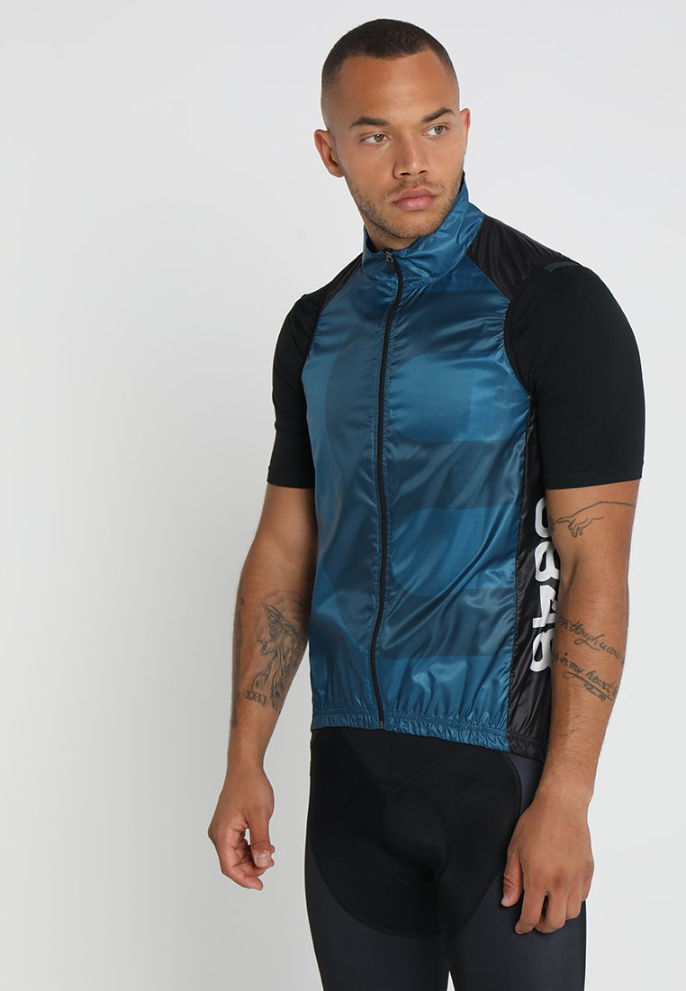 8848 Altitude - BERCI BIKE VEST - Weste - deep dive