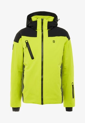 LONG DRIVE JACKET - Skijacke - lime