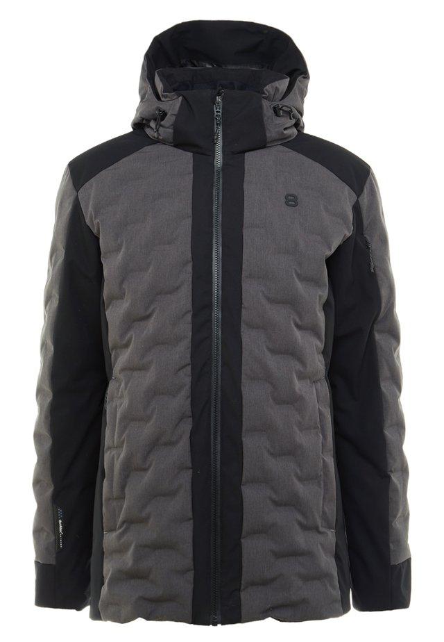 CERRO JACKET - Ski jacket - black