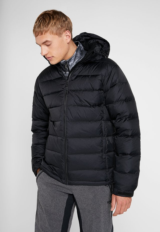 EDZO JACKET - Skijakke - black