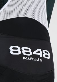 8848 Altitude - SANTO BIKE SHORT - Tights - deep dive - 6