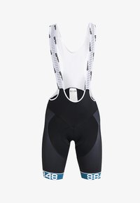 8848 Altitude - SANTO BIKE SHORT - Tights - deep dive - 5