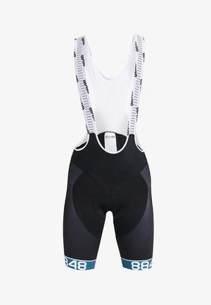 SANTO BIKE SHORT - Tights - deep dive