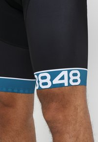 8848 Altitude - SANTO BIKE SHORT - Tights - deep dive - 4