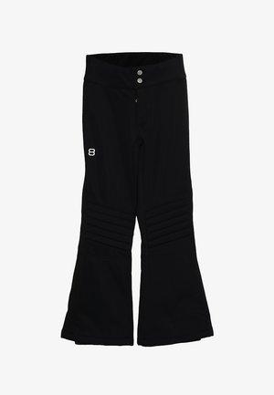 ANNBELL - Zimní kalhoty - black