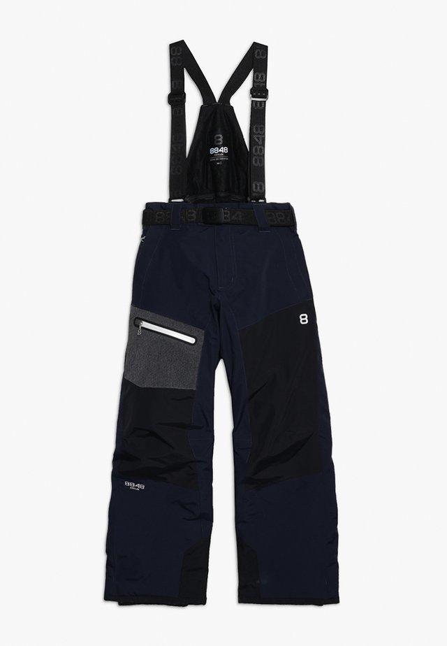DEFENDER PANT - Zimní kalhoty - navy
