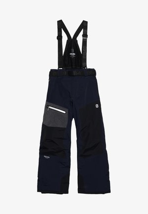 DEFENDER PANT - Ski- & snowboardbukser - navy