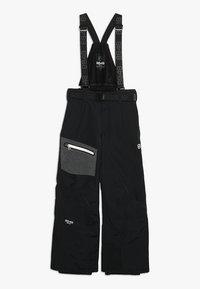 8848 Altitude - DEFENDER PANT - Snow pants - black - 0