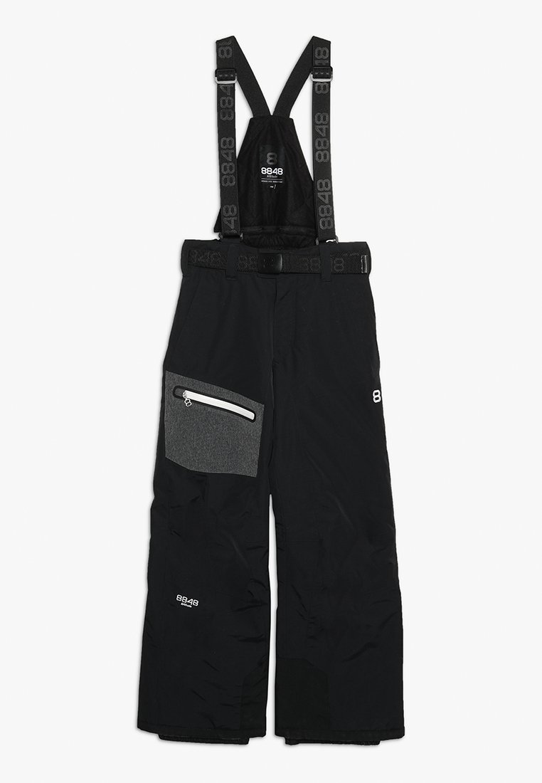 8848 Altitude - DEFENDER PANT - Talvihousut - black