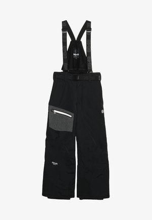 DEFENDER PANT - Zimní kalhoty - black