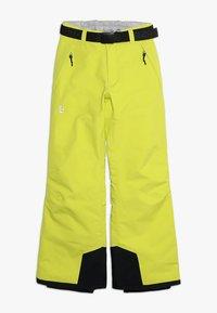 8848 Altitude - INCA PANT - Snow pants - lime - 0