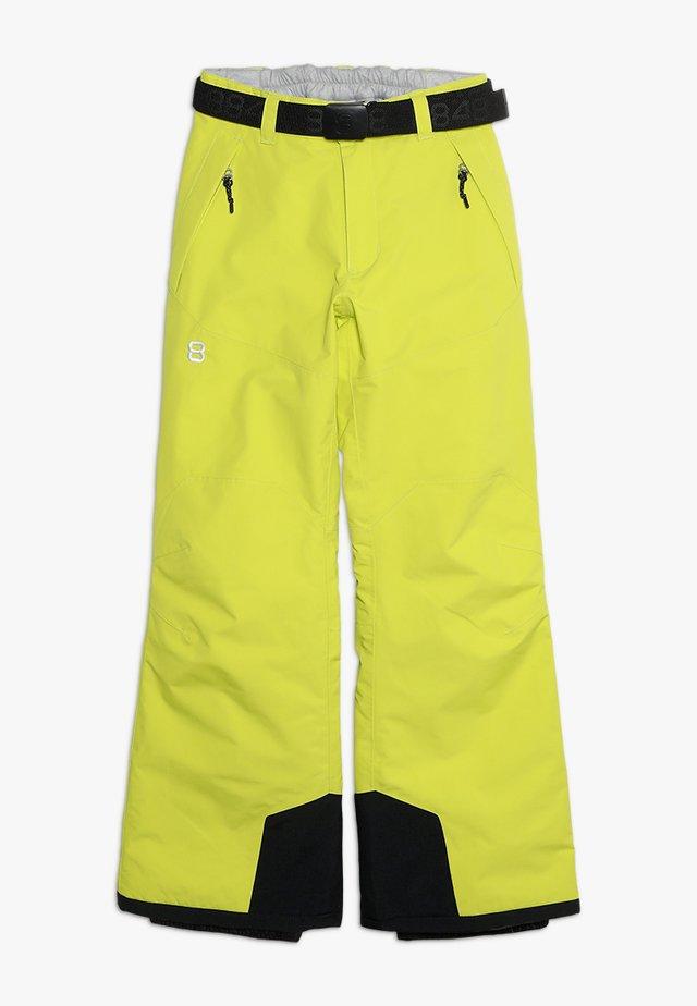 INCA PANT - Pantalon de ski - lime