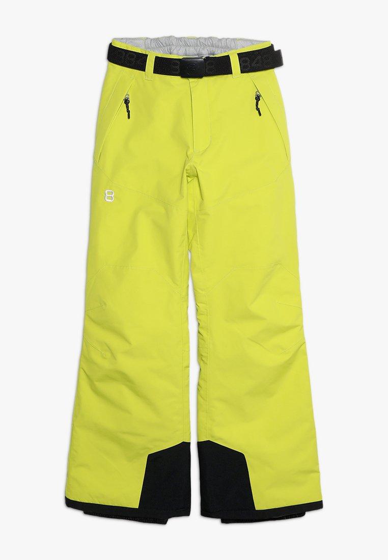 8848 Altitude - INCA PANT - Snow pants - lime