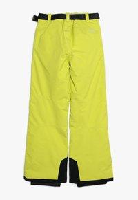 8848 Altitude - INCA PANT - Snow pants - lime - 1