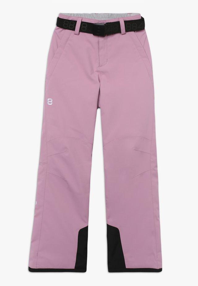 GRACE PANT - Zimní kalhoty - rose