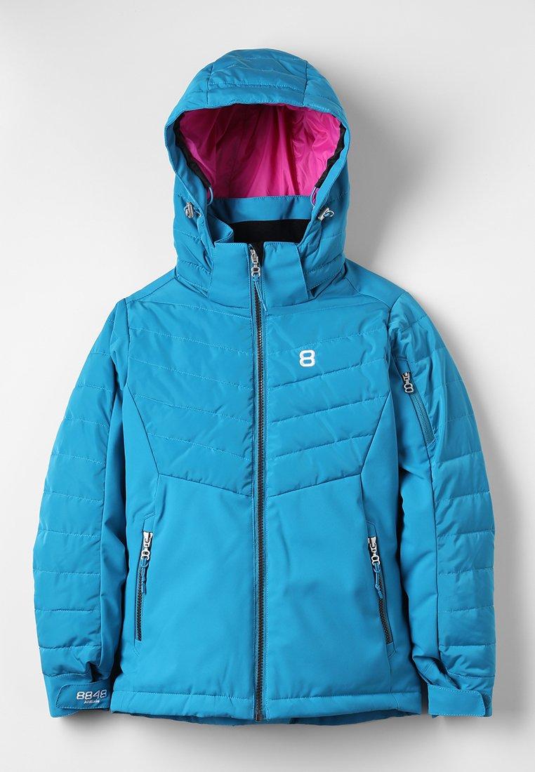 8848 Altitude - TELLA JACKET - Snowboardjacke - fjord blue