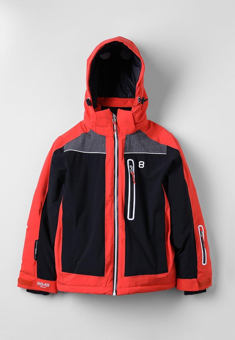 8848 Altitude - TUCKETT JACKET - Ski jacket - red clay