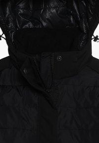 8848 Altitude - MINI JACKET - Lyžařská bunda - black - 6