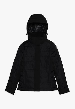 MINI JACKET - Chaqueta de esquí - black