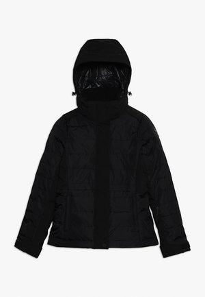 MINI JACKET - Lyžařská bunda - black
