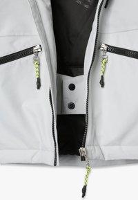 8848 Altitude - HARPY JACKET - Chaqueta de esquí - light grey - 4