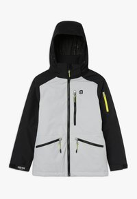 8848 Altitude - HARPY JACKET - Chaqueta de esquí - light grey - 0