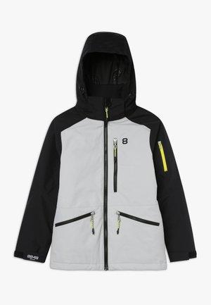 HARPY JACKET - Lyžařská bunda - light grey