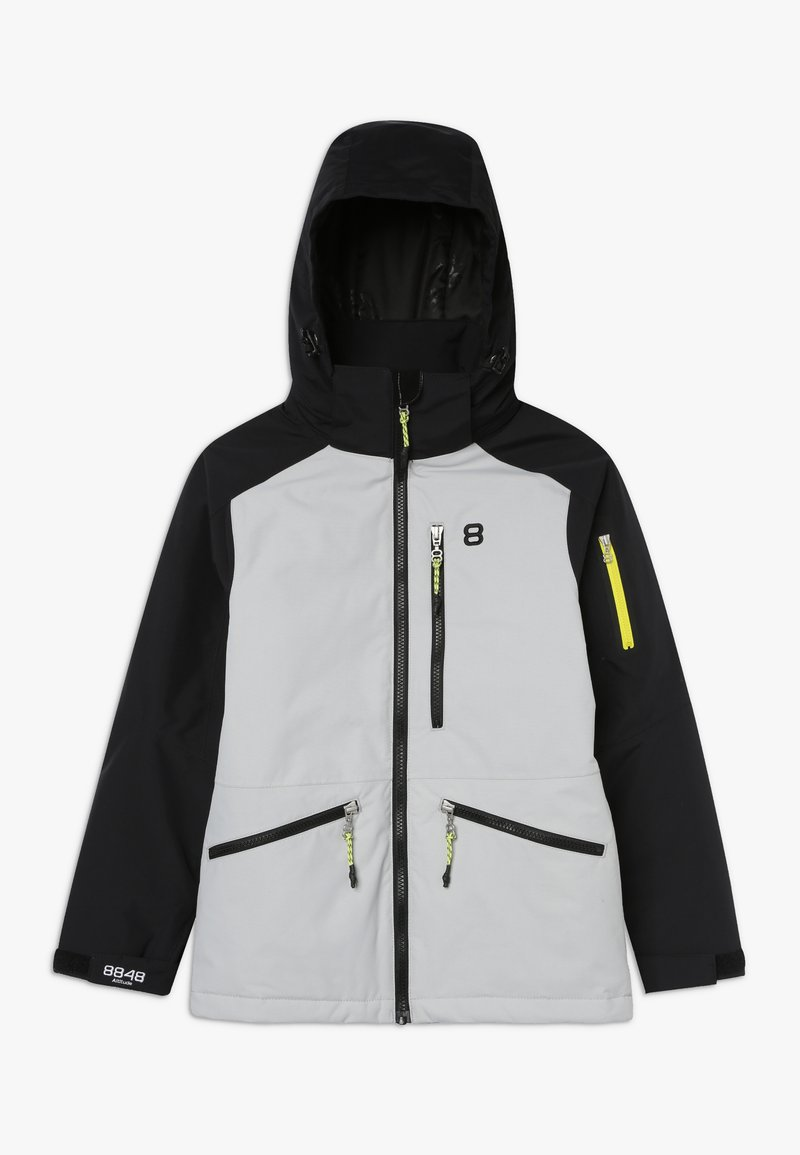 8848 Altitude - HARPY JACKET - Chaqueta de esquí - light grey