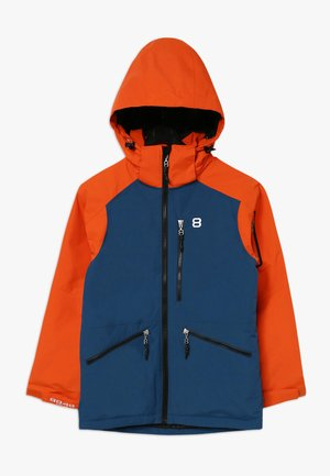 HARPY JACKET - Ski jacket - red clay