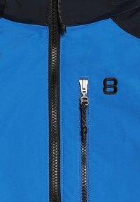 8848 Altitude - HARPY JACKET - Lyžařská bunda - blue - 5