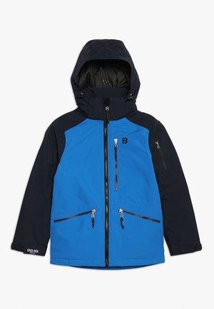 HARPY JACKET - Lyžařská bunda - blue