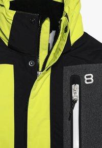 8848 Altitude - ARAGON JACKET - Ski jacket - lime - 3