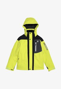 8848 Altitude - ARAGON JACKET - Ski jacket - lime - 5