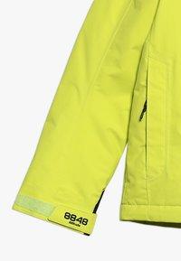 8848 Altitude - ARAGON JACKET - Ski jacket - lime - 4