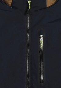8848 Altitude - KAMAN JACKET - Lyžařská bunda - bronze - 5