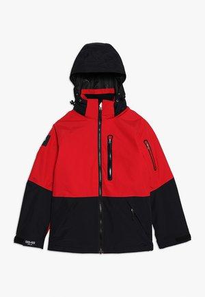 KAMAN JACKET - Lyžařská bunda - red