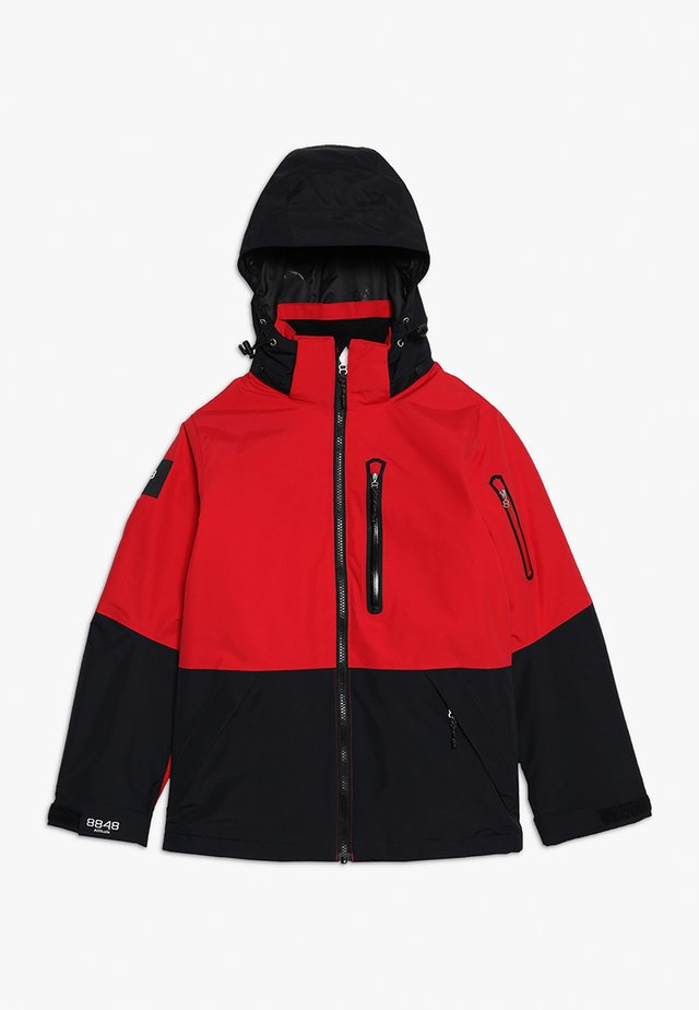 KAMAN JACKET - Ski jacket - red