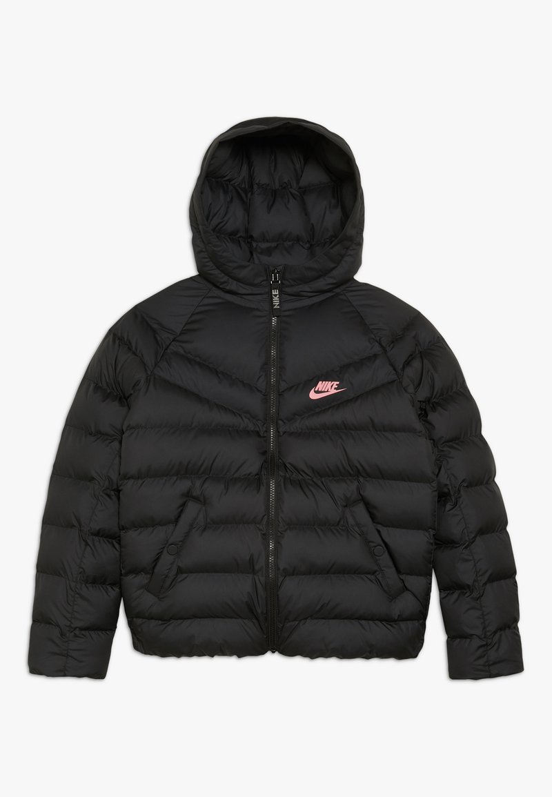 Nike Sportswear - JACKET FILLED - Zimní bunda - black