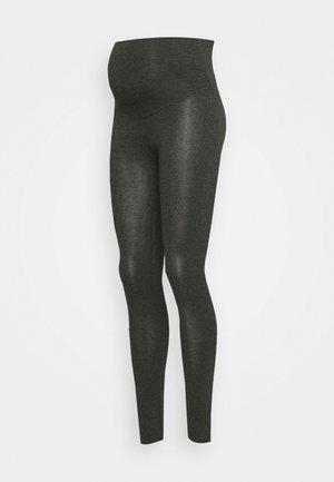 SAVA  - Legging - anthracite melange